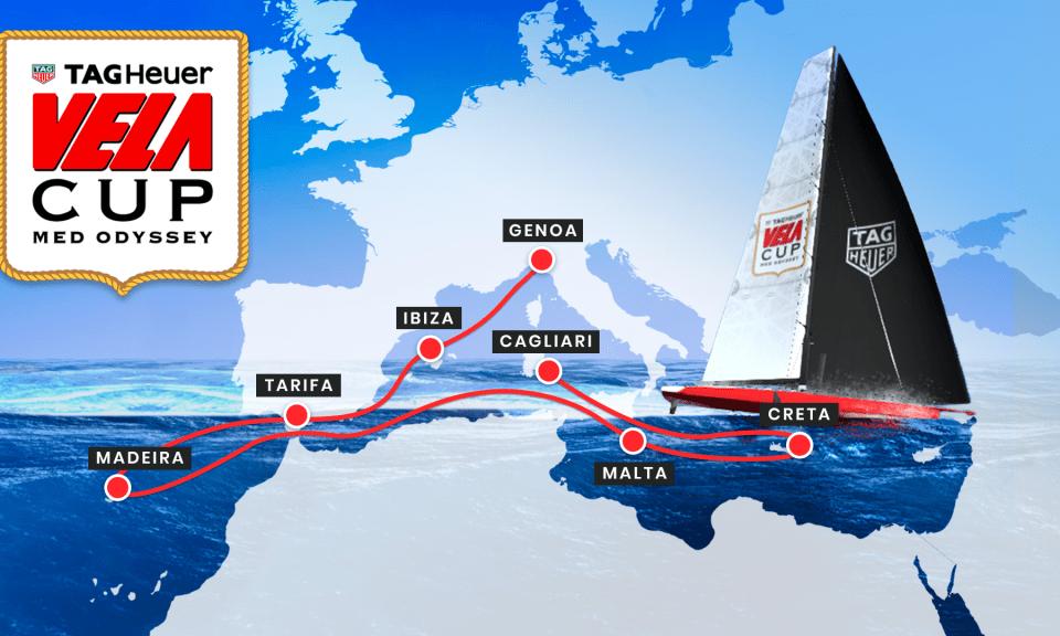 med odyssey virtual regatta