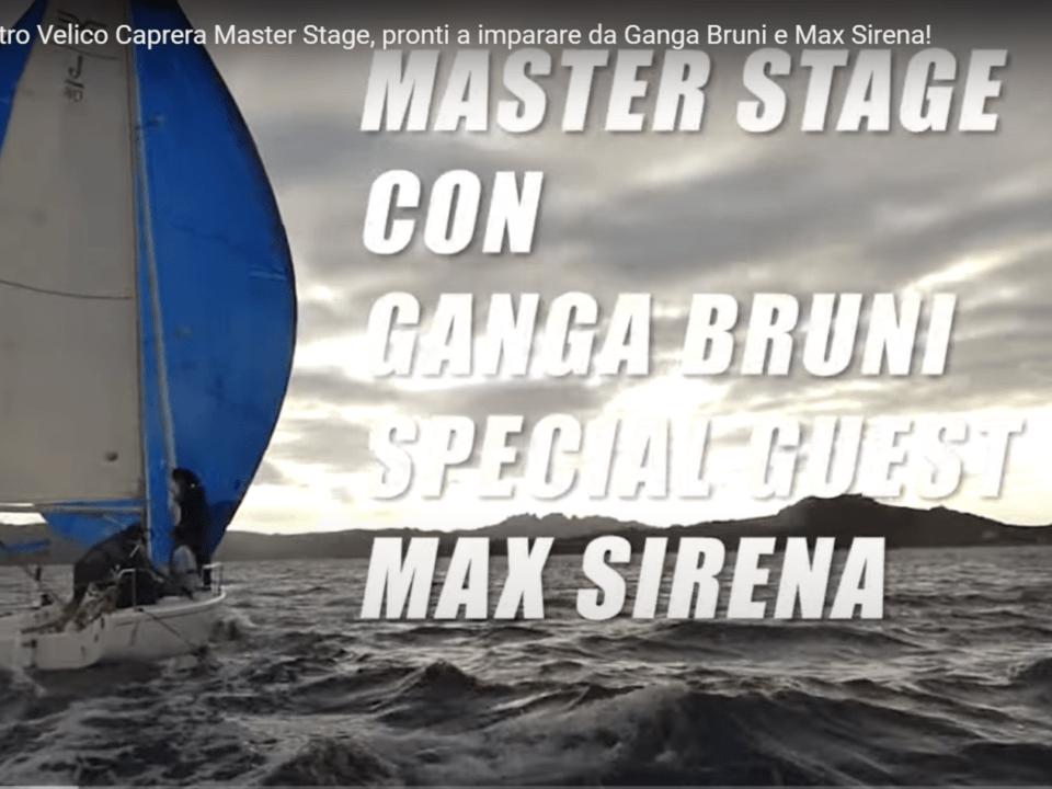Master Stage Ganga Bruni Max Sirena