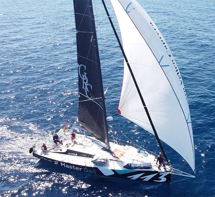 Navigazione oceanica Centro Velico Caprera Luca sabiu