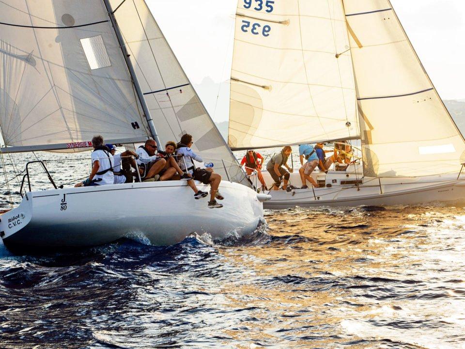 corso regata centro velico caprera
