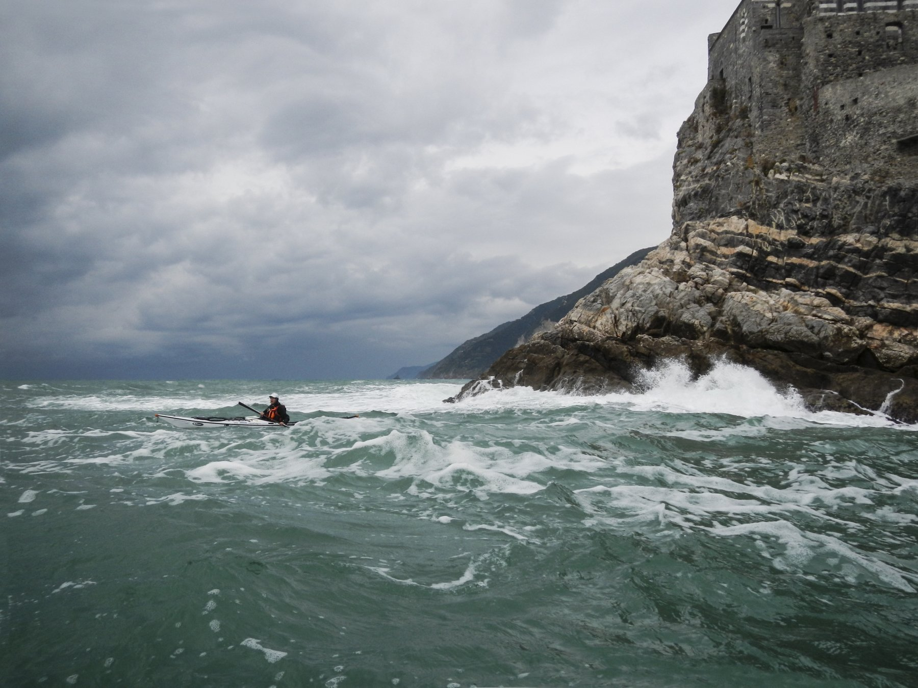 corsi kayak guido grugnola centro velico caprera